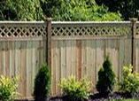 Wood fencing Wichita Falls.